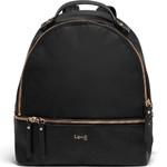Lipault Plume Avenue Nano Backpack Jet Black 25861