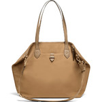Lipault Plume Avenue Travel Tote Bag Camel 25864