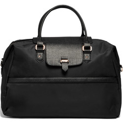 Lipault Plume Avenue Small/Cabin Carry Duffle Bag Jet Black 90851