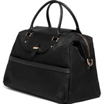Lipault Plume Avenue Small/Cabin Carry Duffle Bag Jet Black 90851 - 2
