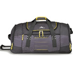 High Sierra Ultimate Access Large 76cm Backpack Wheel Duffel Charcoal 63609 - 4