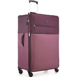 Antler Haze Large 81cm Softside Suitcase Aubergine 45315