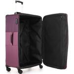 Antler Haze Large 81cm Softside Suitcase Aubergine 45315 - 4