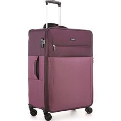 Antler Haze Medium 71cm Softside Suitcase Aubergine 45316