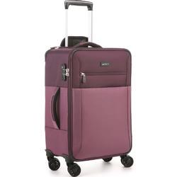 Antler Haze Small/Cabin 56cm Softside Suitcase Aubergine 45326