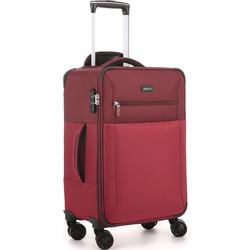 Antler Haze Small/Cabin 56cm Softside Suitcase Burgundy 45326