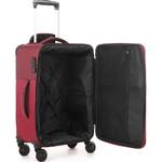 Antler Haze Small/Cabin 56cm Softside Suitcase Burgundy 45326 - 3