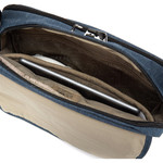 "Pacsafe Metrosafe X Anti-Theft 12.3"" Laptop Messenger Bag Dark Denim 30630  - 4"