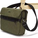 """Pacsafe Metrosafe X Anti-Theft 12.3"""" Laptop Messenger Bag Utility Green 30630  - 5"""