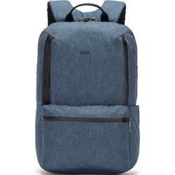 "Pacsafe Metrosafe X Anti-Theft 15.6"" Laptop & Tablet Backpack Dark Denim 30640"