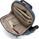 "Pacsafe Metrosafe X Anti-Theft 15.6"" Laptop & Tablet Backpack Dark Denim 30640  - 4"