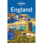 Lonely Planet England Travel Guide Book L5673