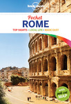 Lonely Planet Rome Pocket Travel Guide Book L9312