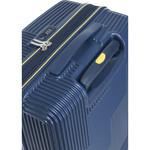 American Tourister Velton Medium 69cm Hardside Suitcase Navy 24731 - 5