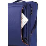 American Tourister Applite 3.0S Medium 71cm Softside Suitcase Bodega Blue 91973 - 6