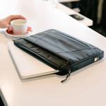 "Case Logic Deco 14.1"" Laptop Sleeve Black OS114 - 4"