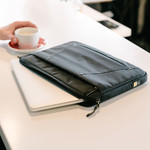 "Case Logic Deco 15.6"" Laptop Sleeve Black OS116 - 4"