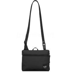 Pacsafe Slingsafe LX50 Anti-Theft Mini Tablet Crossbody Bag Black 45200
