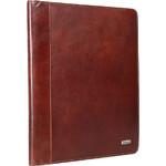 Artex Work Capsule A4 Leather Folder Brown 40361  - 1