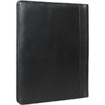 Artex Work Capsule A4 Leather Folder Black 40361 - 2
