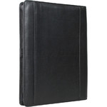 Artex Business Buddy A4 Leather Ziparound Compendium Black 40366 - 2