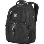 "High Sierra Lisbon 16.4"" Laptop Backpack Black 29384"