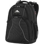 """High Sierra Reverb 15.6"""" Laptop RFID Blocking Backpack Black 29390"""