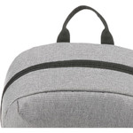 "Antler Kenilworth 15.6"" Laptop Small Backpack Grey 45944 - 7"