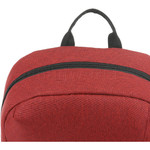 """Antler Kenilworth 15.6"""" Laptop Small Backpack Red 45944 - 7"""