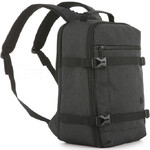 "Antler Bridgford 13.3"" Laptop Small Backpack Charcoal 23044"