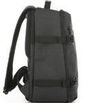 "Antler Bridgford 13.3"" Laptop Small Backpack Charcoal 23044 - 4"