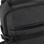 "Antler Bridgford 13.3"" Laptop Small Backpack Charcoal 23044 - 7"