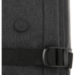 "Antler Bridgford 13.3"" Laptop Small Backpack Charcoal 23044 - 8"
