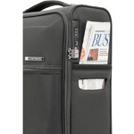 Samsonite 72 Hours Deluxe Small/Cabin 55cm Softside Suitcase Platinum Grey 92326 - 5
