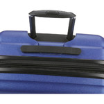 Antler Juno Metallic DLX Medium 68cm Hardside Suitcase Blue 71016 - 5