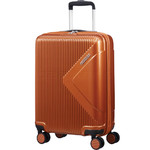 American Tourister Modern Dream Small/Cabin 55cm Hardside Suitcase Copper Orange 22087