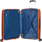 American Tourister Modern Dream Large 78cm Hardside Suitcase Copper Orange 10082 - 4