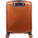 American Tourister Modern Dream Small/Cabin 55cm Hardside Suitcase Copper Orange 22087 - 1