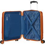 American Tourister Modern Dream Small/Cabin 55cm Hardside Suitcase Copper Orange 22087 - 3