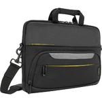 "Targus CityGear 3 Slimlite 14.1"" Laptop Briefcase Black SS866"