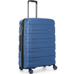 Antler Juno 2 Medium 68cm Hardside Suitcase Blue 42216