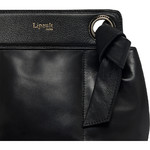 Lipault Noelie Leather Crossbody Bag Black 25822 - 4