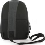 Antler Bridgford Tablet Sling Bag Charcoal 23299 - 3
