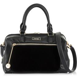 Lipault Novelty Bowling Bag Black 27296