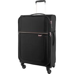 Samsonite Uplite SPL Medium 71cm Softside Suitcase Black 80246