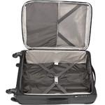 Samsonite Uplite SPL Medium 71cm Softside Suitcase Black 80246 - 4