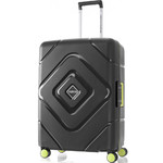 American Tourister Trigard Medium 66cm Hardside Suitcase Black 26421