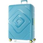 American Tourister Trigard Large 79cm Hardside Suitcase Scuba Blue 26422