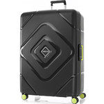 American Tourister Trigard Large 79cm Hardside Suitcase Black 26422
