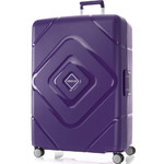 American Tourister Trigard Large 79cm Hardside Suitcase Purple 26422